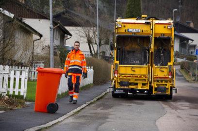 ما هو المميز في شاحنة فولفو لتجميع النفايات الجديدة هذه؟
