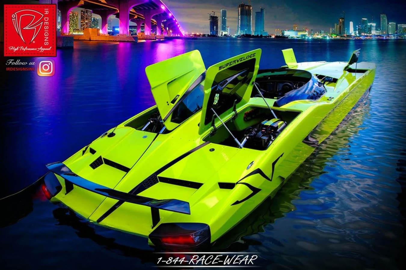 Lamborghini Aventador Boat 19 Jpeg موقع ويلز