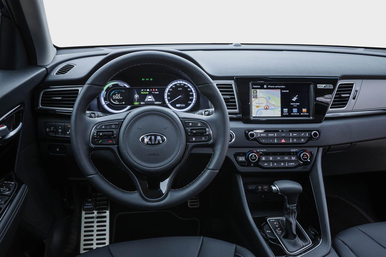 Kia Niro Interior >> Kia Niro Interior 4 موقع ويلز