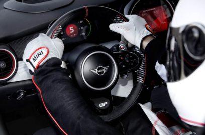 ميني جون كوبر ووركس جي بي الاختبارية 2018- سيارة النصر العريق