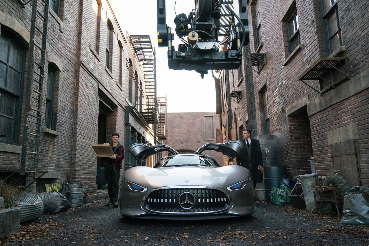 سيارات باتمان الجديدة من مرسيدس بنز | موقع ويلز