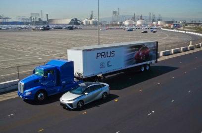 تويوتا بروجكت بورتال -شاحنة ضخمة وصديقة للبيئة