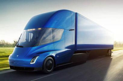 ما رأيكم بشاحنة بتسارع من 0 الى 100 بخمسة ثواني؟ انها تسلا سومي 2018