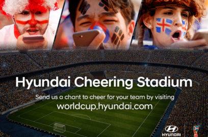 هيونداي تقدّم 530 مركبة خاصة بكأس العالم لكرة القدم بروسيا 2018