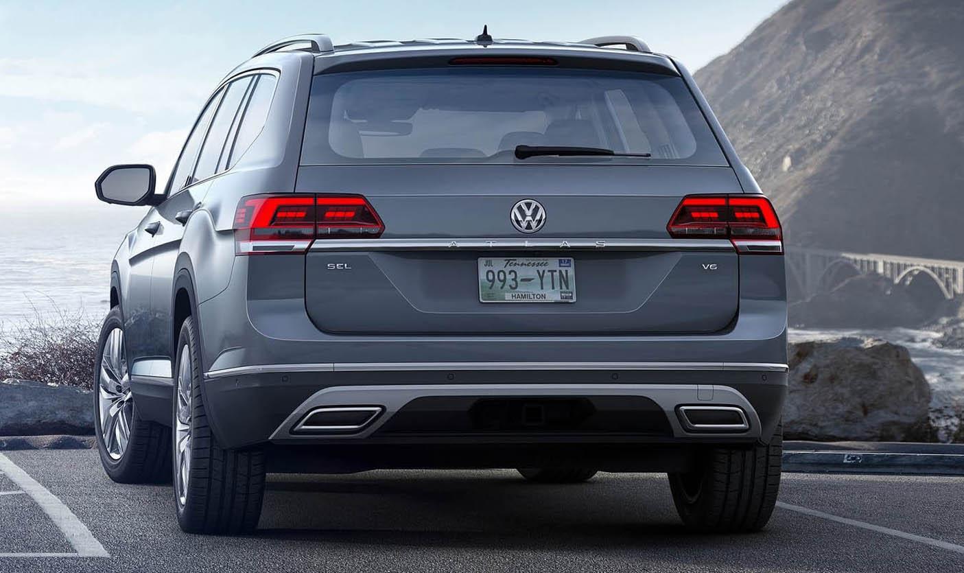 فولكس واغن تيرامونت 2020 – سيارة رياضية متعددة الاستخدامات تلبي متطلبات العائلات في الشرق الأوسط