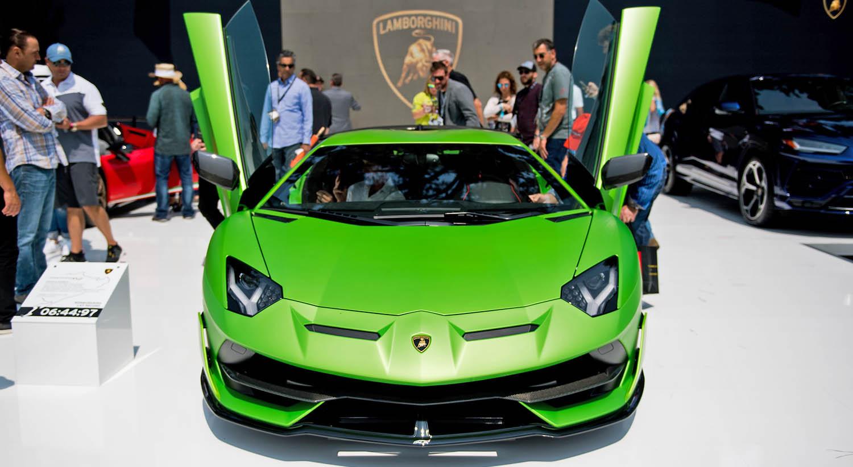 Lamborghini Aventador SVJ – Improved Performance In All Aspects
