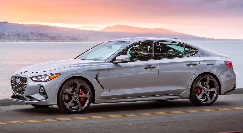cdb577be0 جينيسيس جي70 2019 - تفوز بجائزة أفضل 10 سيارات في العالم من مجلة كار ...