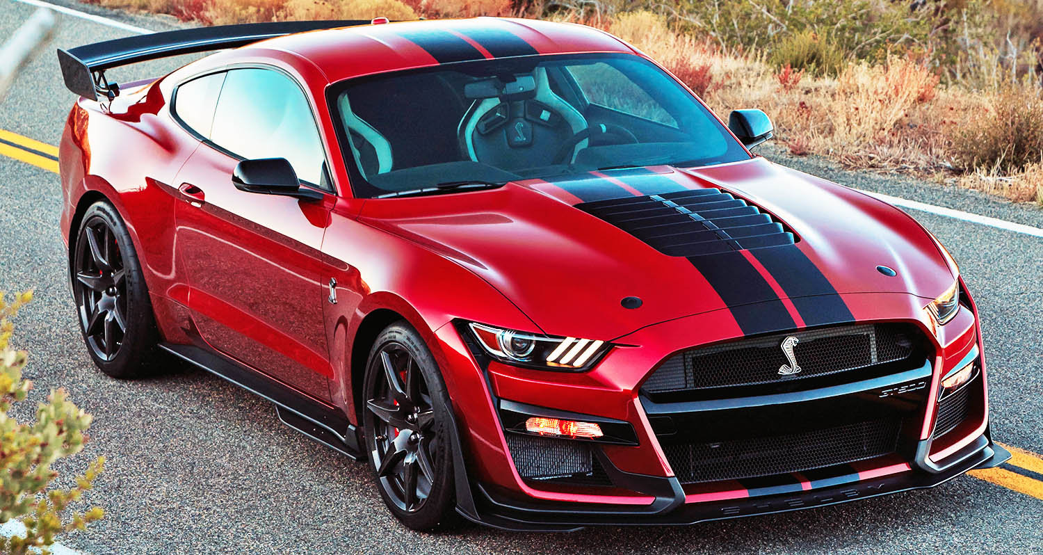 Ford Mustang Shelby GT500 – The Pinnacle Of Any Pony Car Ever Engineered