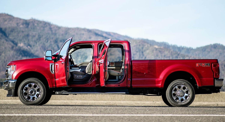 Ford Trailer Backup Assist >> فورد أف 250 سوبر ديوتي 2020 - شاحنة المهمات الصعبة أصبحت ...