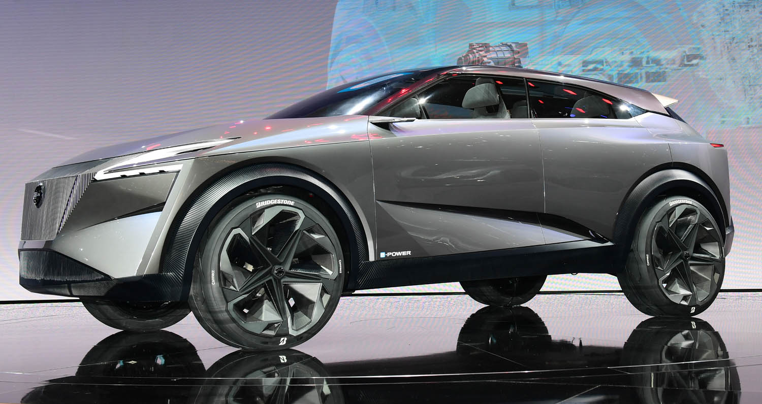 Car Source: Nissan Press Conference
