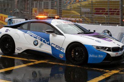 الأجواء الماطرة تتحكم بسباق هونغ كونغ للفورمولا إي الحافل بالأحداث