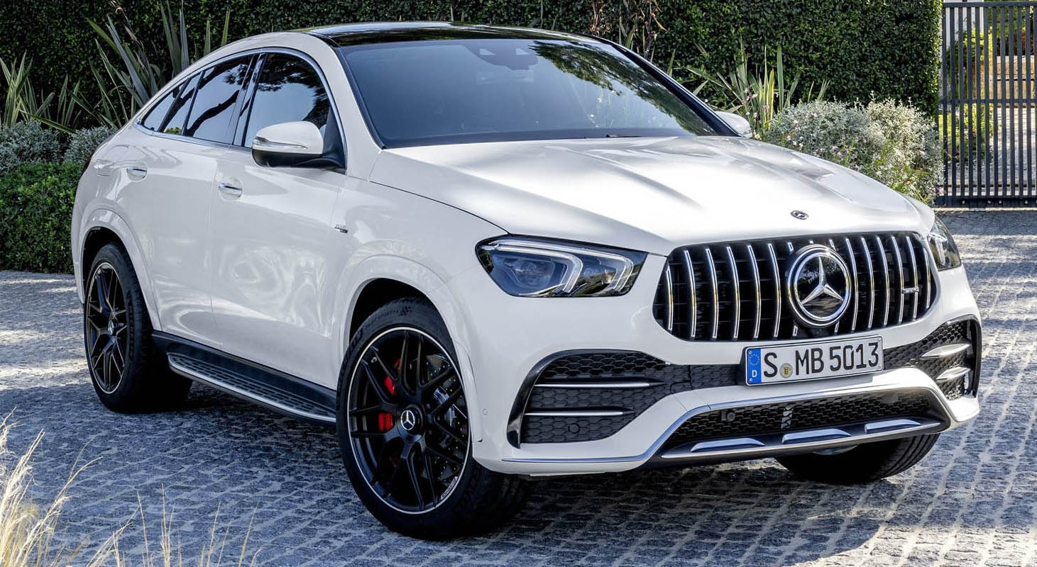 Mercedes AMG GLE53 4Matic Coupe