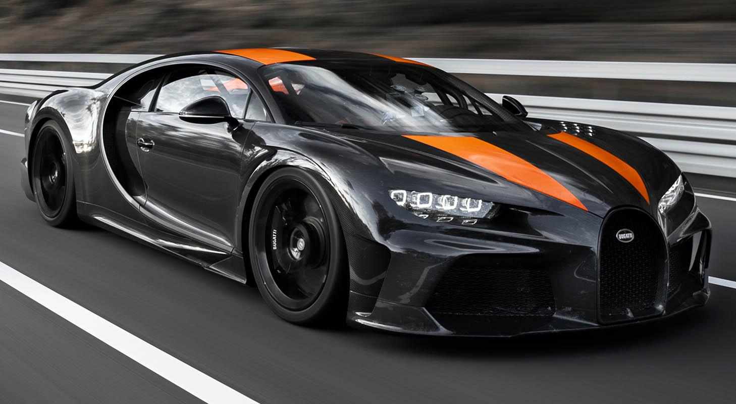 بوغاتي شيرون سوبر سبورت 300 الجديدة كليا سيارة ال 482 كلم بالساعة و4 مليون دولار موقع ويلز