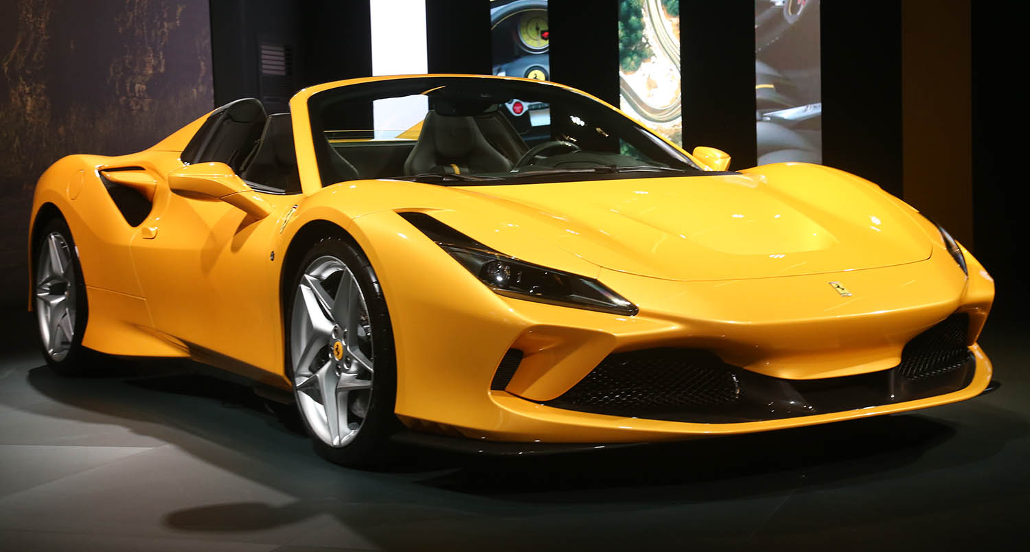 Ferrari F8 Spider – An Exclusive And Prestigious Bloodline Of Open-Top V8 Cars