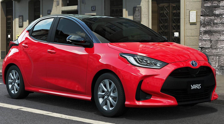 Toyota Yaris – European Specs