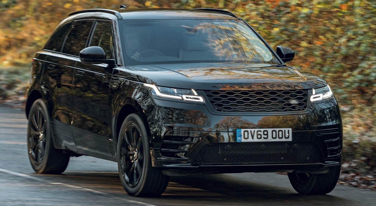 Land Rover Range Rover Velar R-Dynamic Black