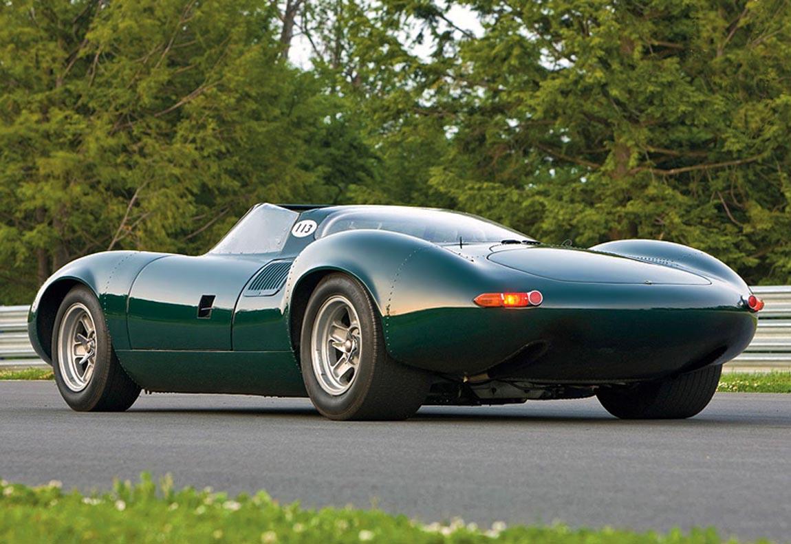 1966 Jaguar XJ13 - موقع ويلز