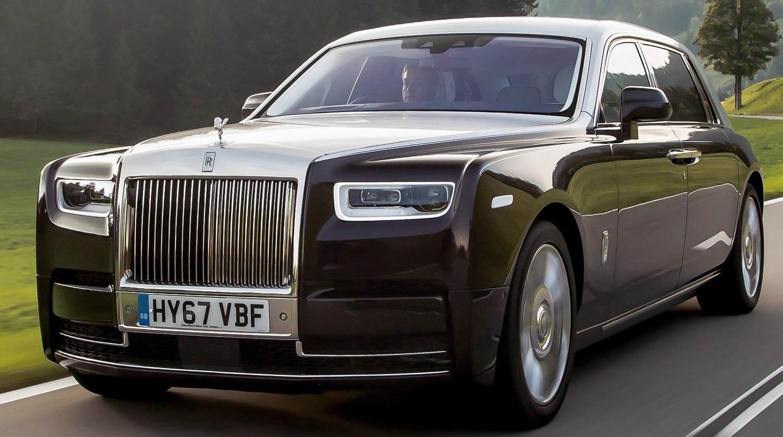 رولز رويس فانتوم الجديدة كليا- أفخم سيارة في العالم على ...