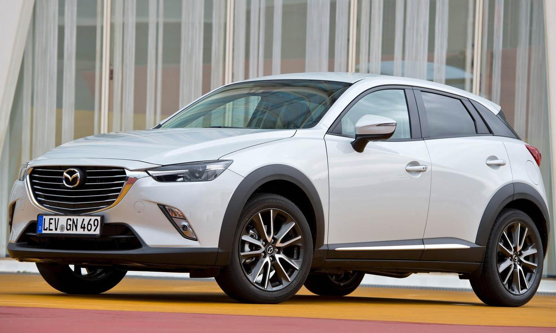 Mazda CX3 2021 Arrived To Egyptian Market