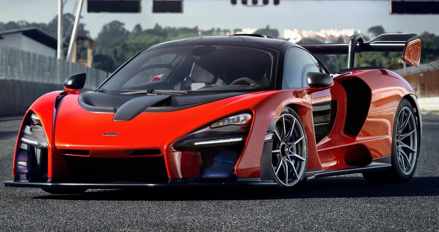 Mclaren Senna – The Ultimate Mclaren Track-concentrated Car For The Road