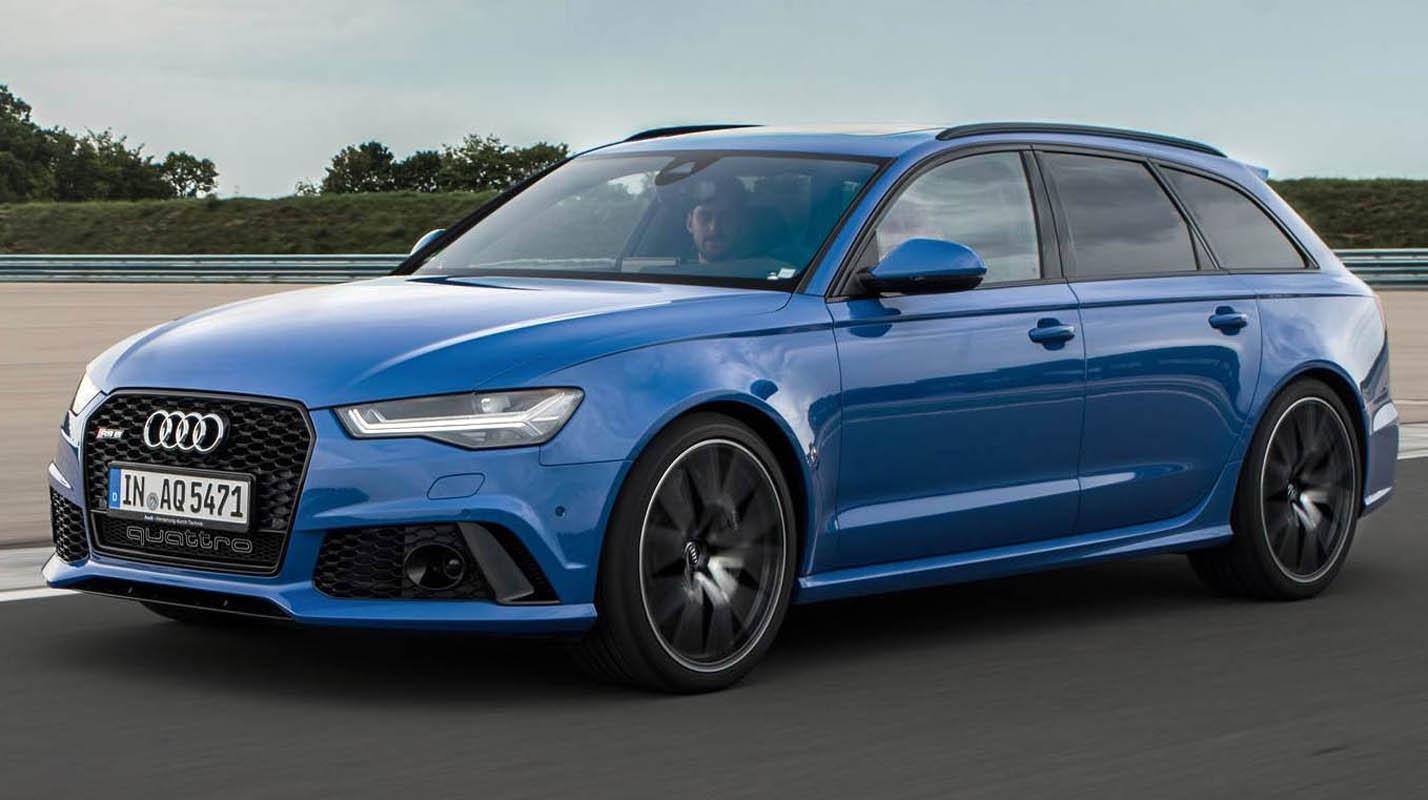 Kelebihan Audi Rs6 Avant Performance Tangguh