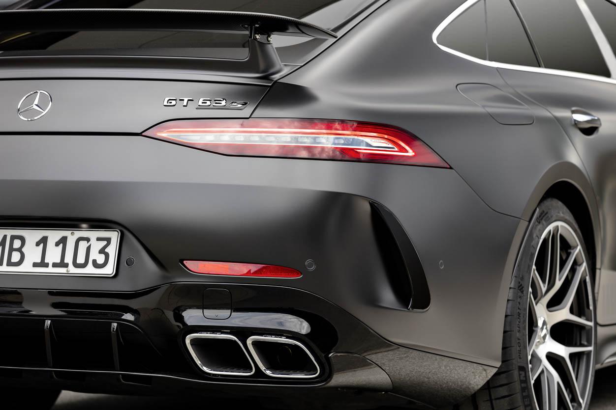 Die Neue Mercedes Amg Gt 63 S 4matic Edition 1 Noch Mehr Individualitat Fur Das Amg Gt 4 Turer Coupe موقع ويلز