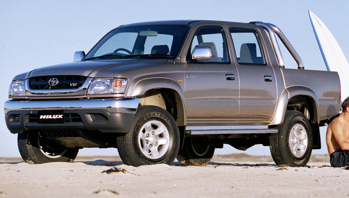 Kekurangan Toyota Hilux 2002 Tangguh
