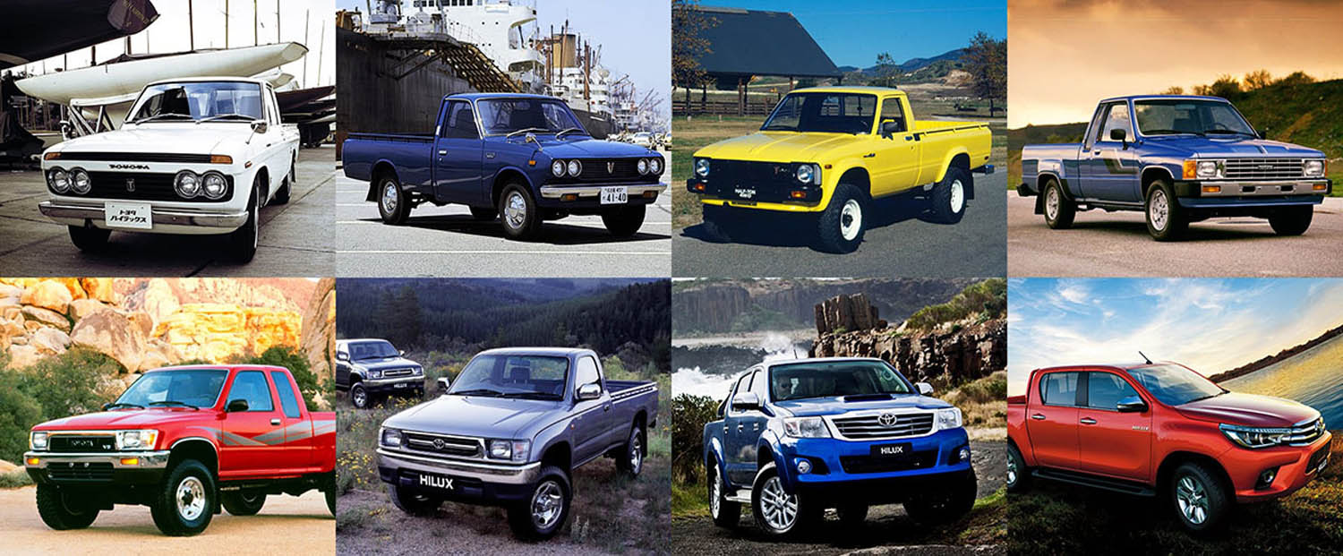 Toyota Hilux – The Most Reliable Pick-Up