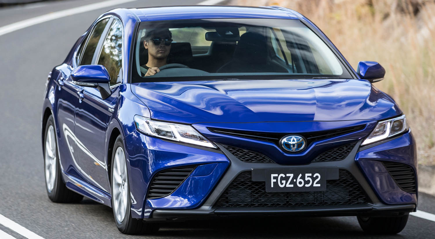 What Makes The Toyota Camry So Popular?