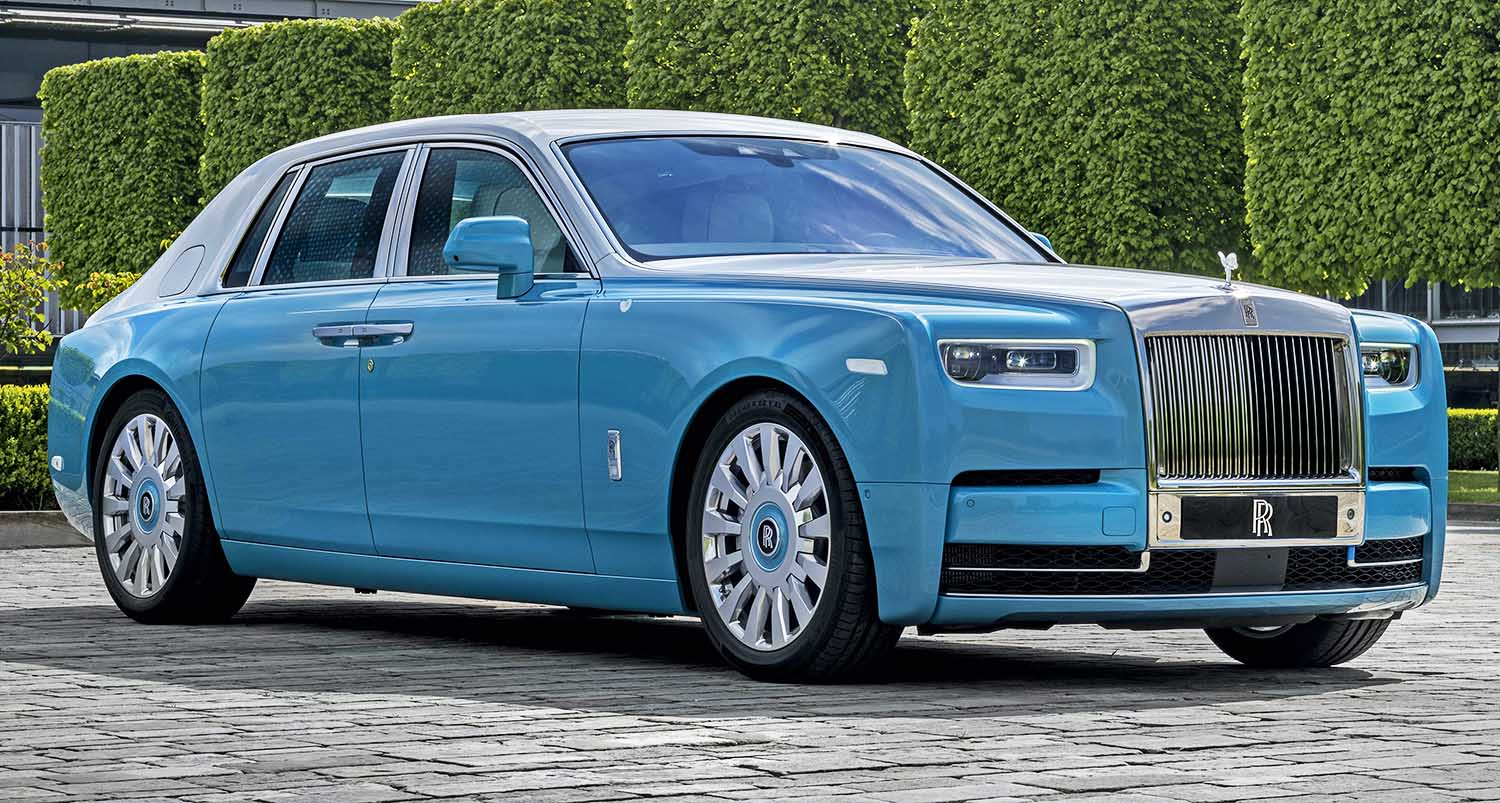 Most Desired And Searched Luxury Vehicles