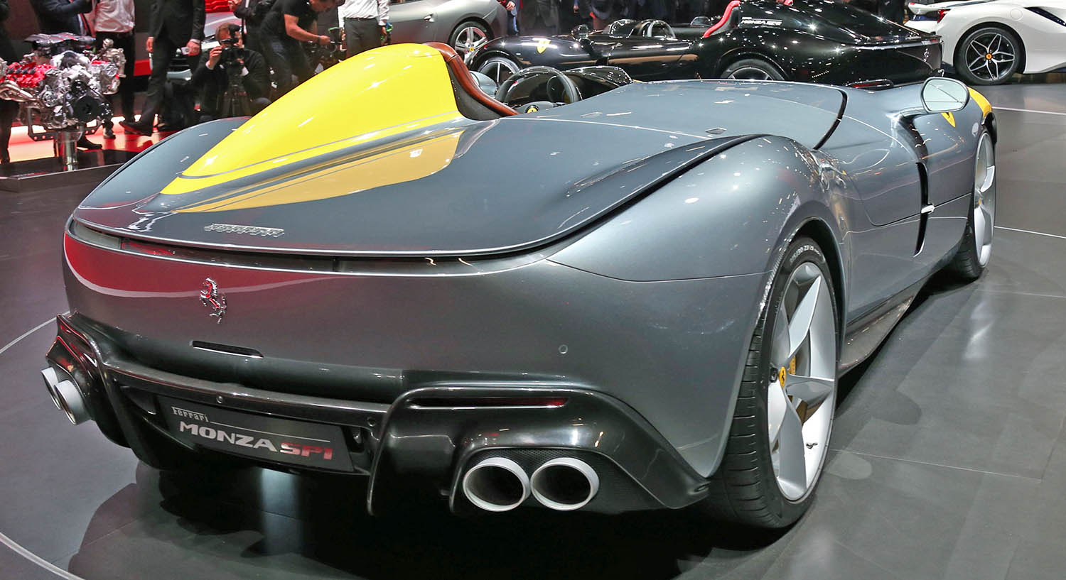 180989-car-ferrari-motor-show-paris | موقع ويلز