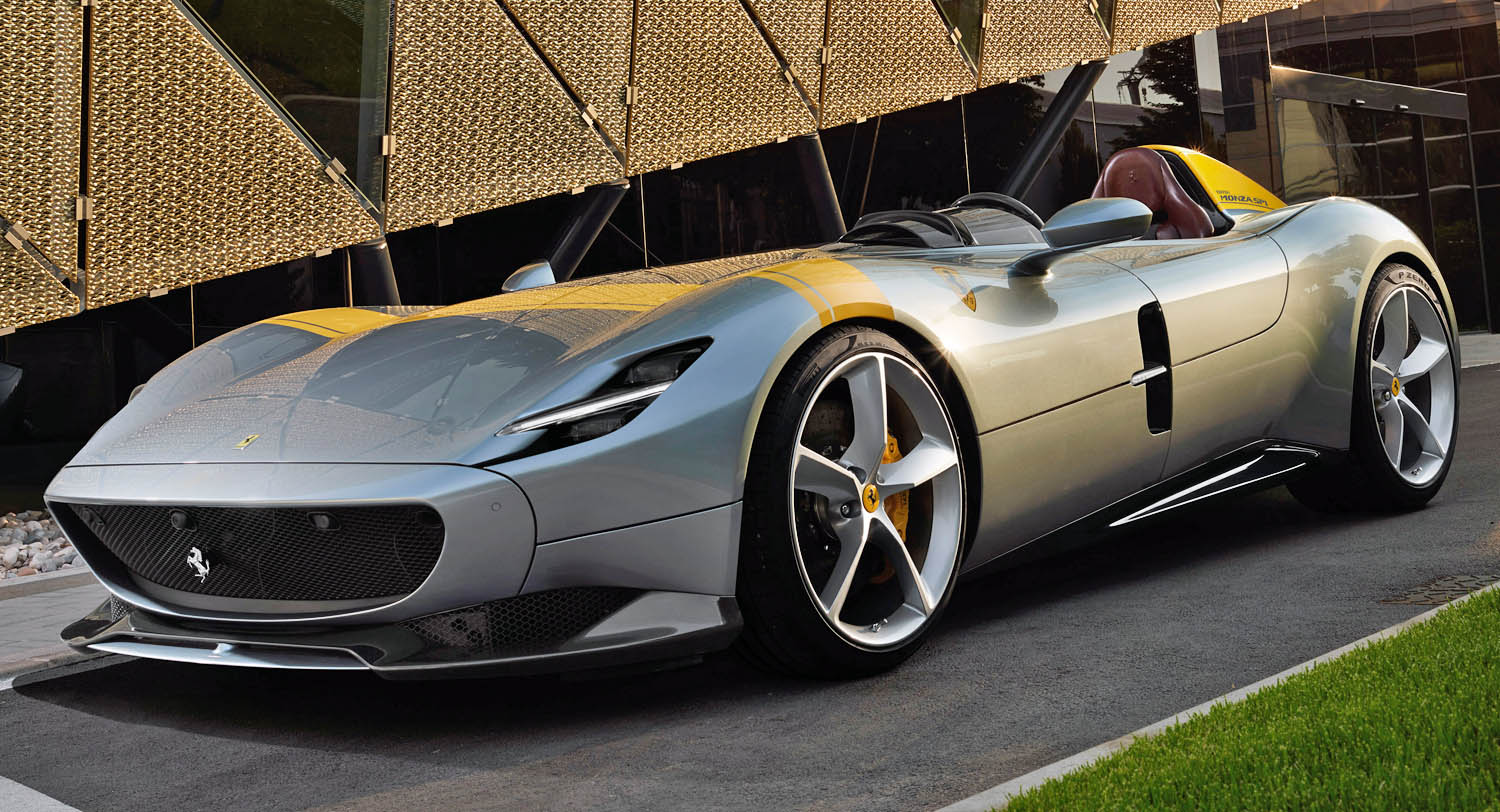 Ferrari Monza SP1 – One Of The Most Evocative Cars In The Company's History