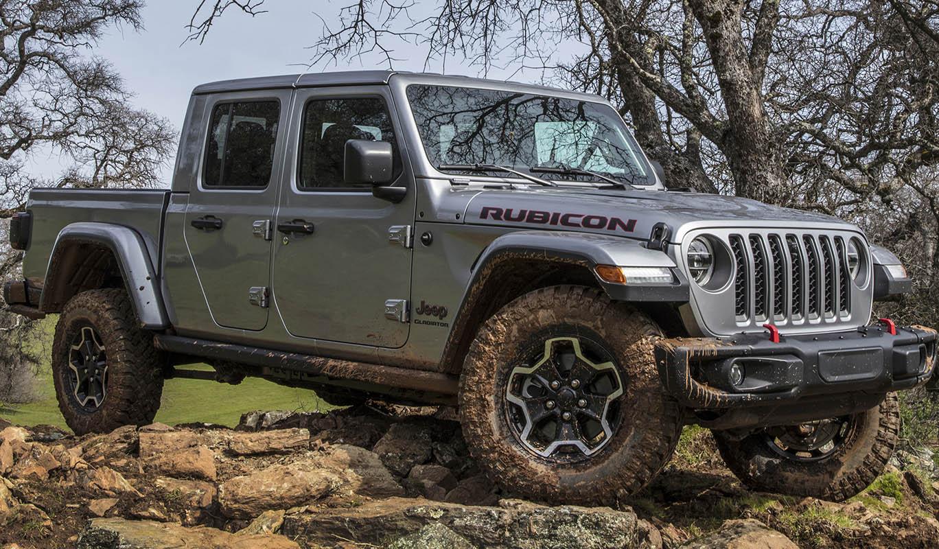 Jeep Gladiator – Modern Take On Authentic Jeep Design