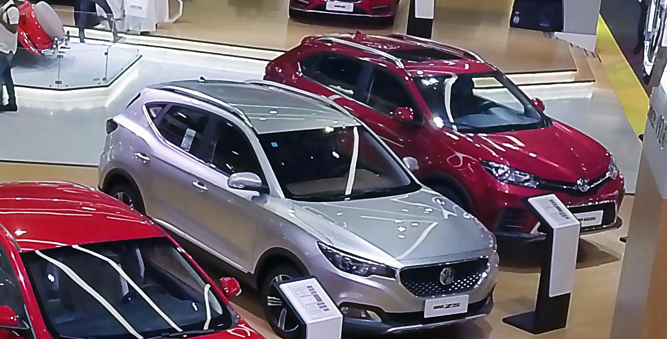 إم جي موتور تختار وكيل مبيعات جديد في الإمارات موقع ويلز