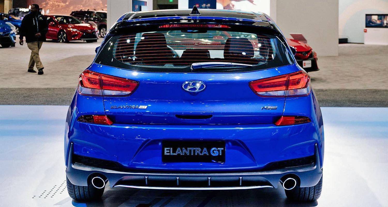 Hyundai Elantra GT N-line