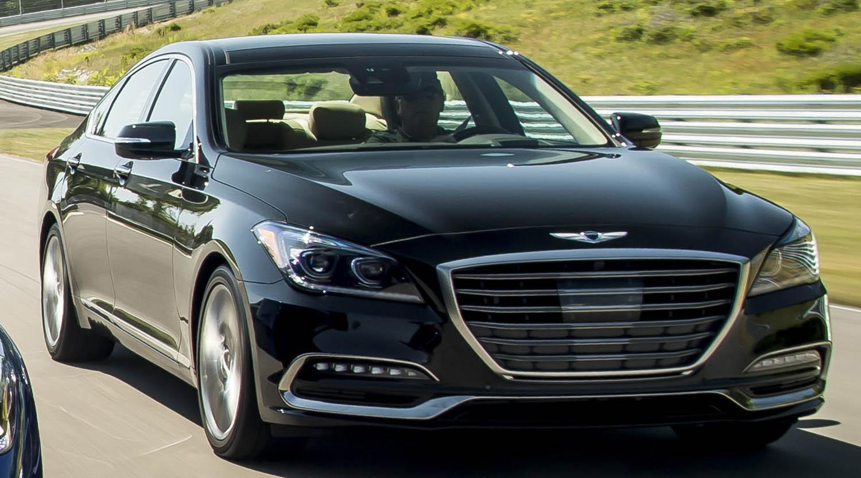 جينيسيس في المركز الأول للسنة الرابعة على التوالي للسيارات الفاخرة بحسب دراسة جي دي باور 2020 الولايات المتحدة