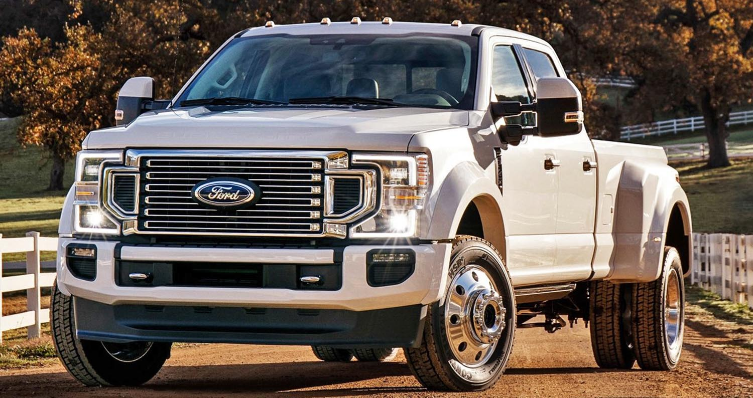 Ford F-150, Super Duty and Ranger Trucks Drive Sales Success in The Middle East As F-Series Retains America's Best-Selling Truck Title