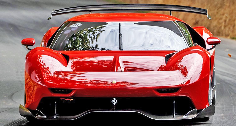 Ferrari P80-C – Absolutely Unique And Authentic