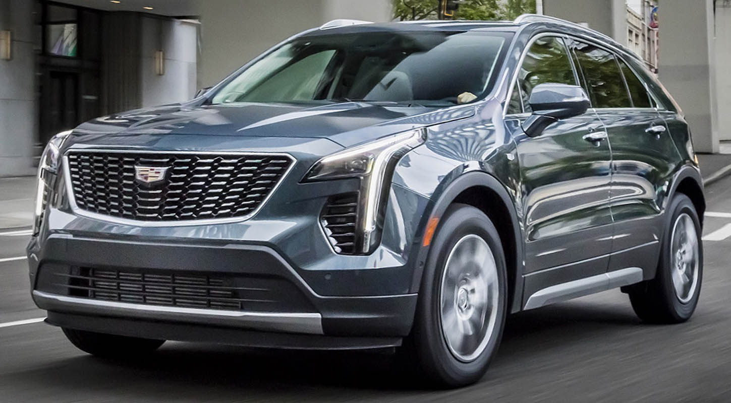 Cadillac XT4 (2021) – Confident, Spirited And Connected
