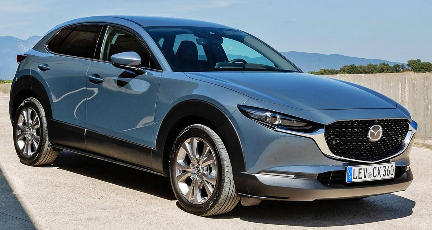 Mazda CX-30 Crowned 2021 Wertmeister
