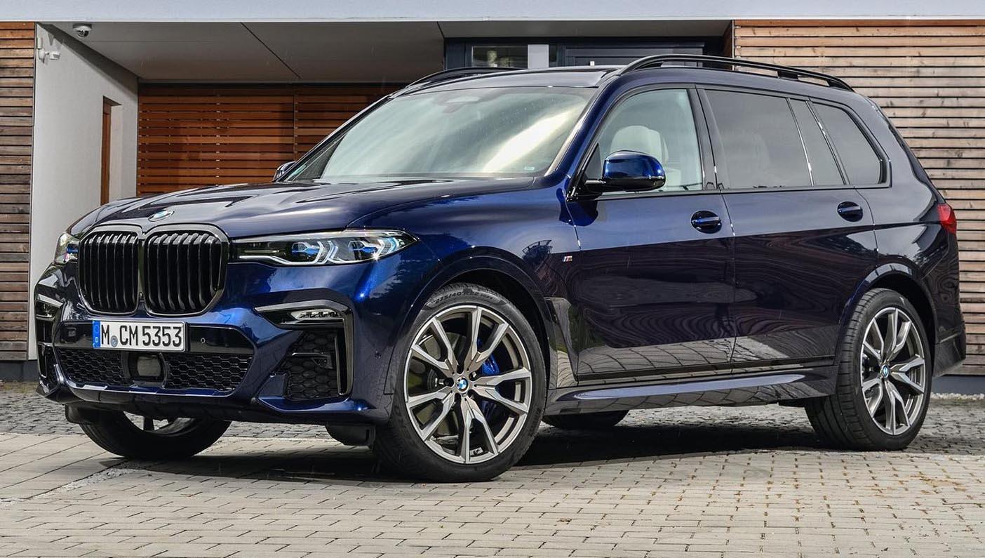 BMW X7 M50i –