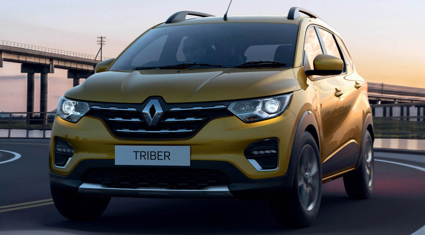 Renault Kiger (2022) – The Brand New Compact SUV