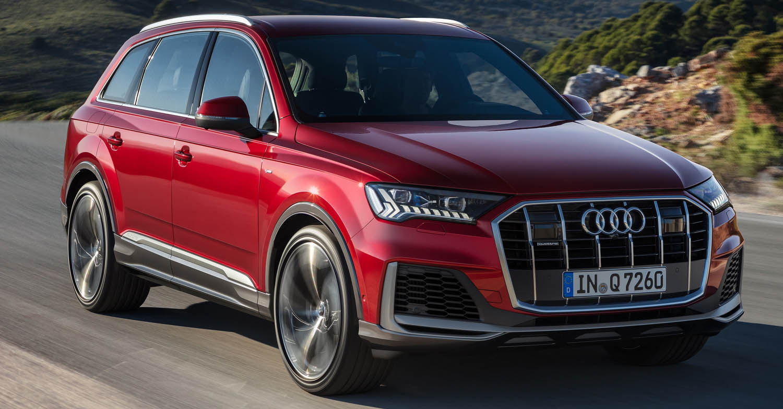 Kelebihan Audi X7 Review