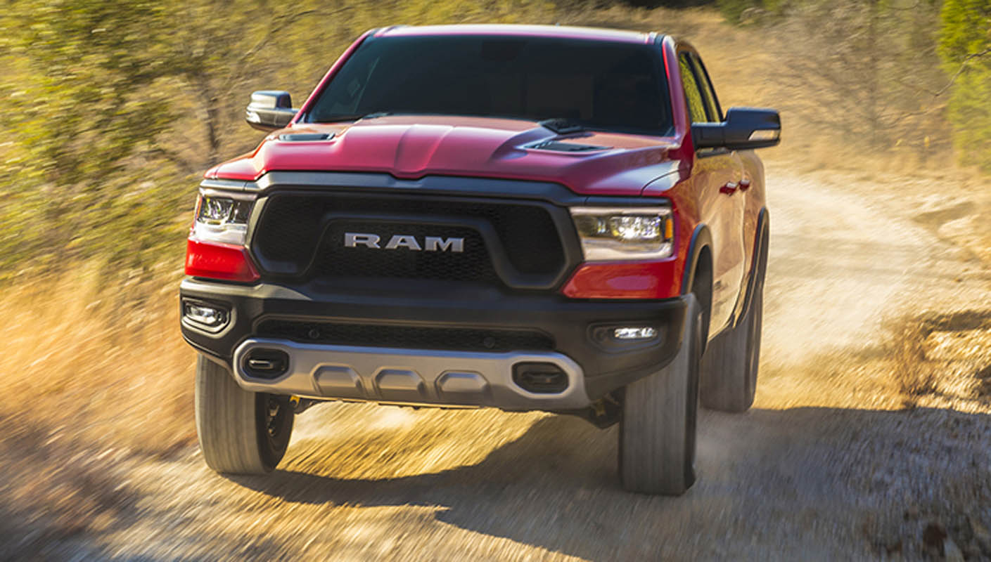 Special Offer From RAM UAE On The New Rebel Truck