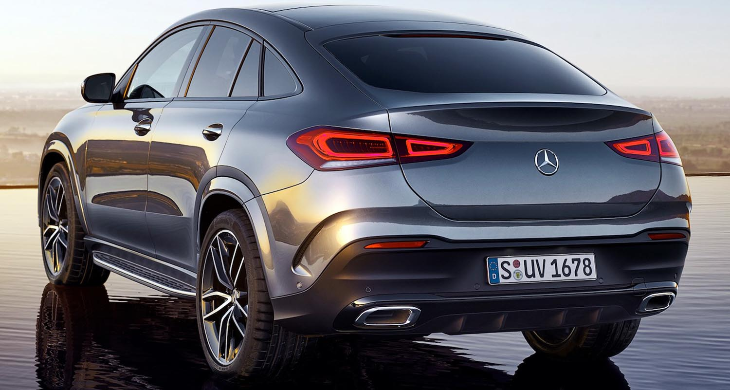 2020 Mercedes Gle Coupe Research New