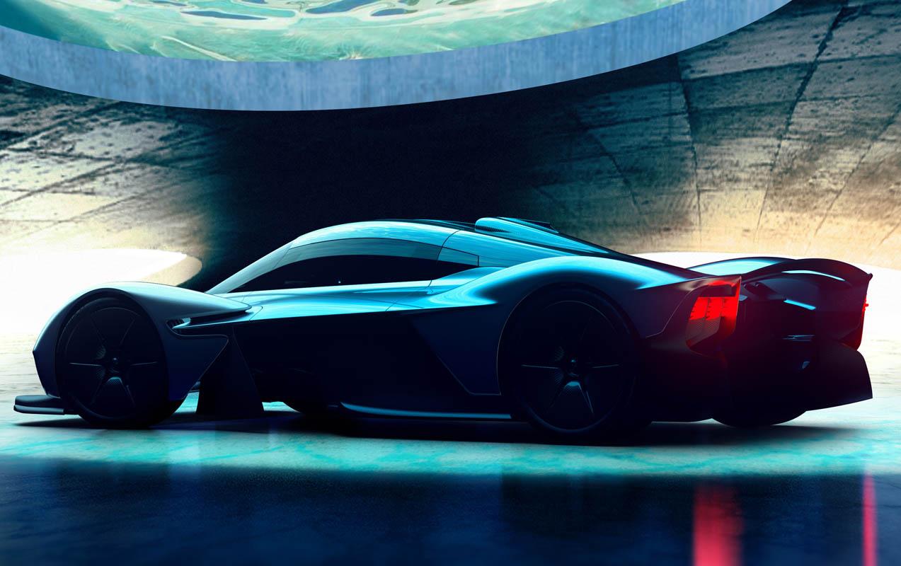 Aston Martin Automotive Galleries And Lairs Revealed At Pebble Beach 108 موقع ويلز