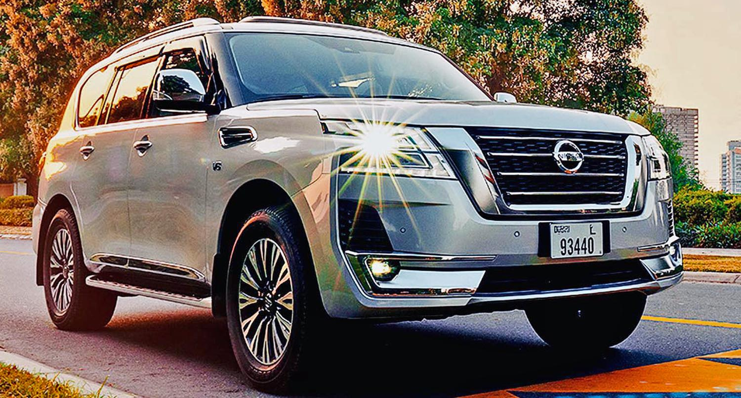 Nissan Patrol – Advanced Design And Mobility Capabilities