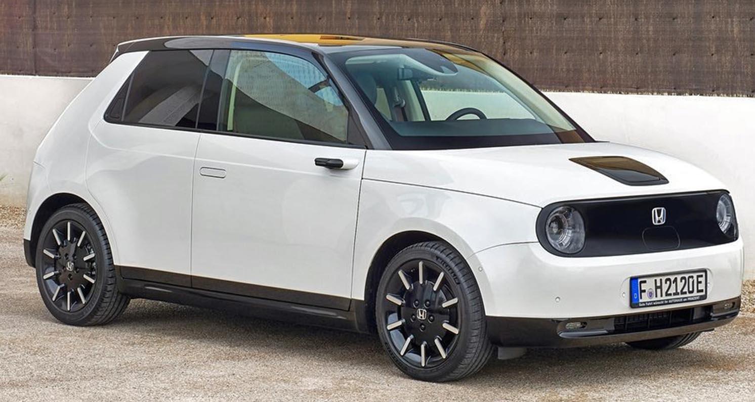 Honda e 2021 –
