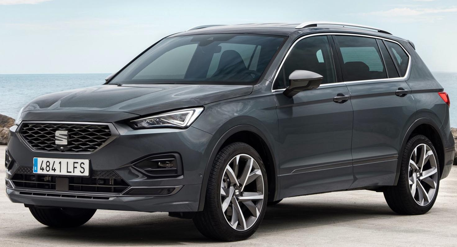 Seat Tarraco FR – Sportier And More Dynamic