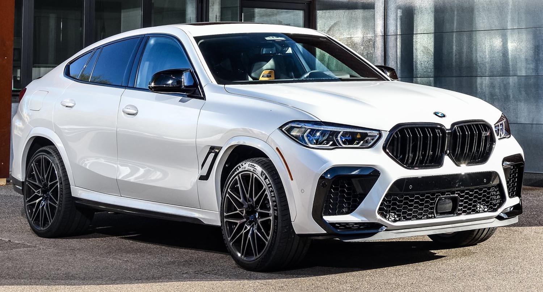 BMW X6 M – An Extrovert Looks And Sensational performance